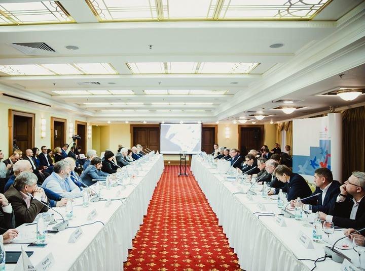 Комитет гражданских инициатив cover