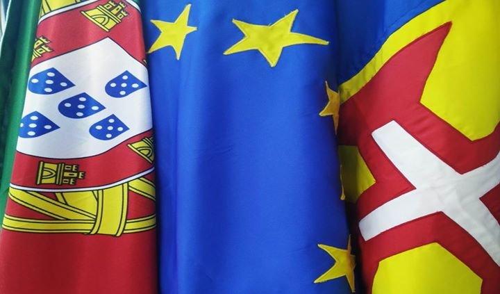 Centro de Informação Europe Direct Madeira cover