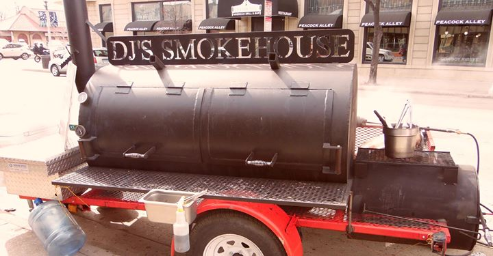DJ's Smokehouse BBQ and Catering cover