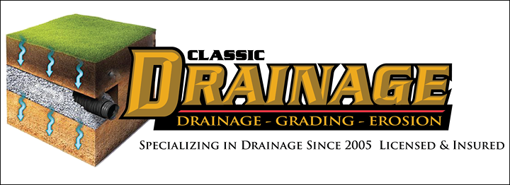 Classic Drainage, Hardscapes, and Property Services cover