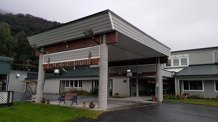Valdez Senior Center cover