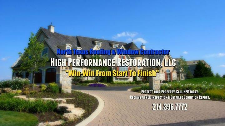 High Performance Restoration, LLC cover