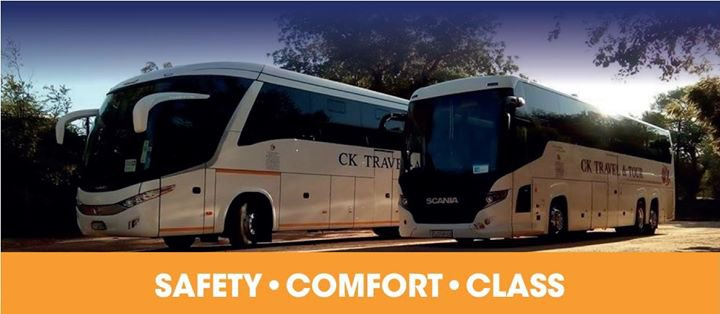 CK Travel & Tour - Durban Office cover