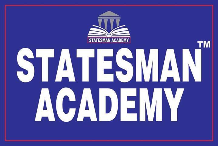Statesman Academy - UGC NET Coaching in Chandigarh cover