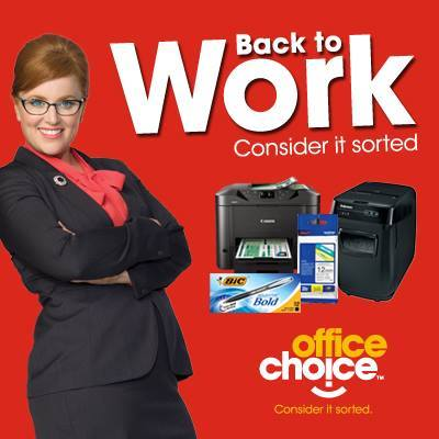 Cross Office Choice cover