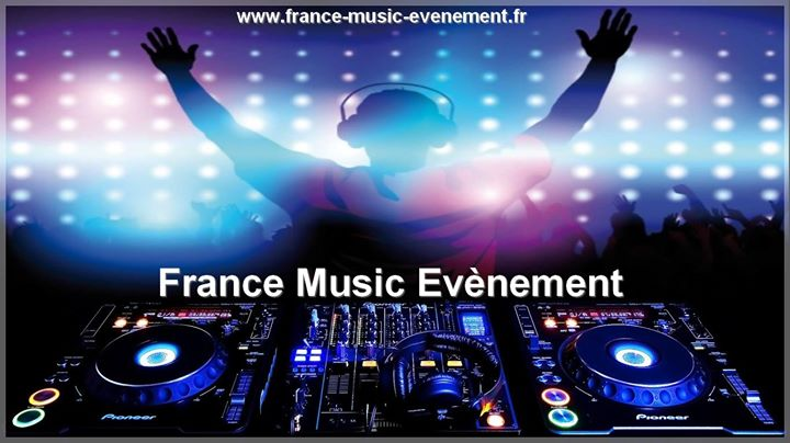 FRANCE MUSIC EVENEMENT cover