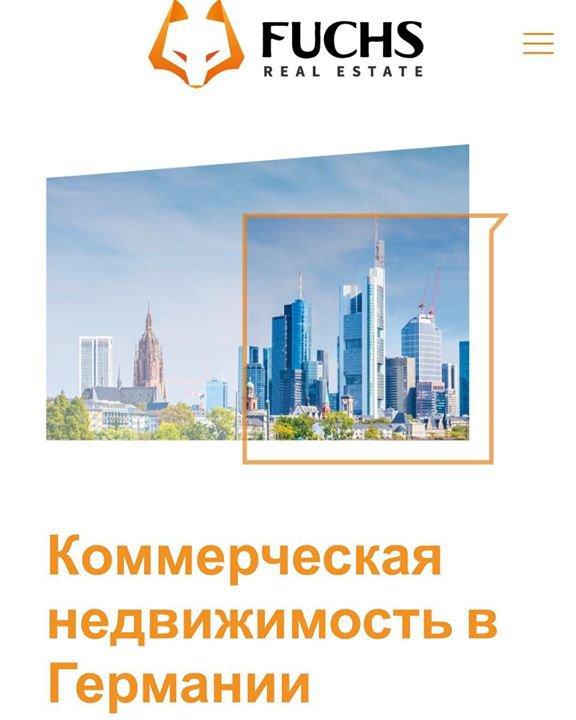 Fuchs Real Estate GmbH - Immobilienagentur cover
