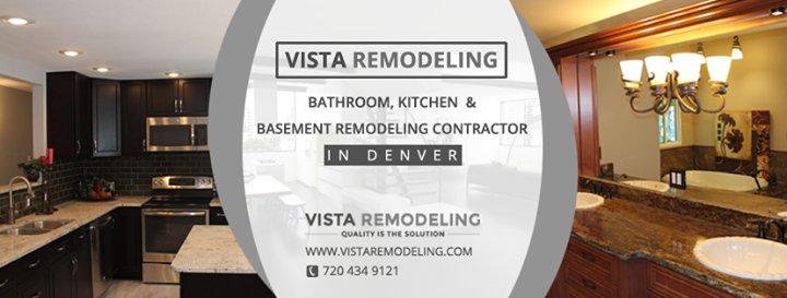 Vista Remodeling, LLC cover