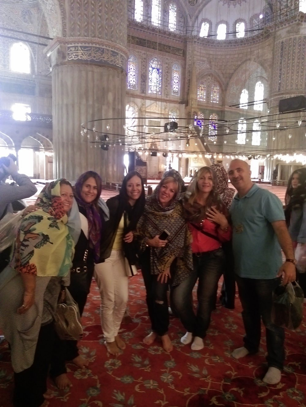 English and Spanish Speaking Tour Guide and Driver in Istanbul cover