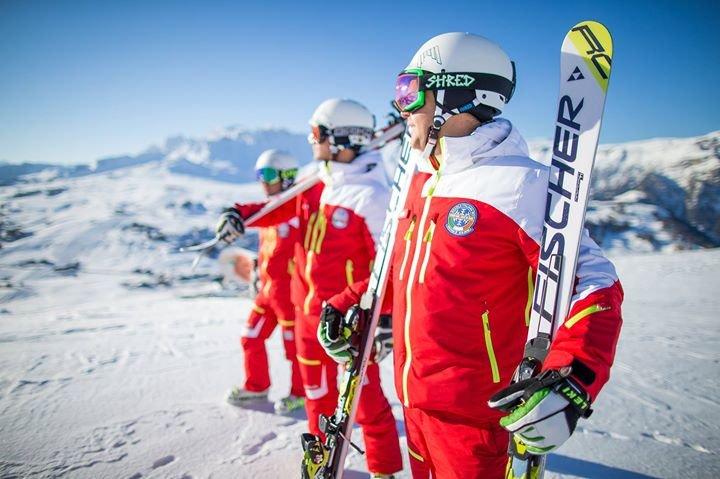 Scuola Sci Alpe di Siusi - Skischule Seiseralm - Skischool Seiseralm cover
