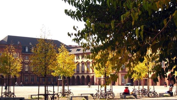 Universität Mannheim - University of Mannheim cover