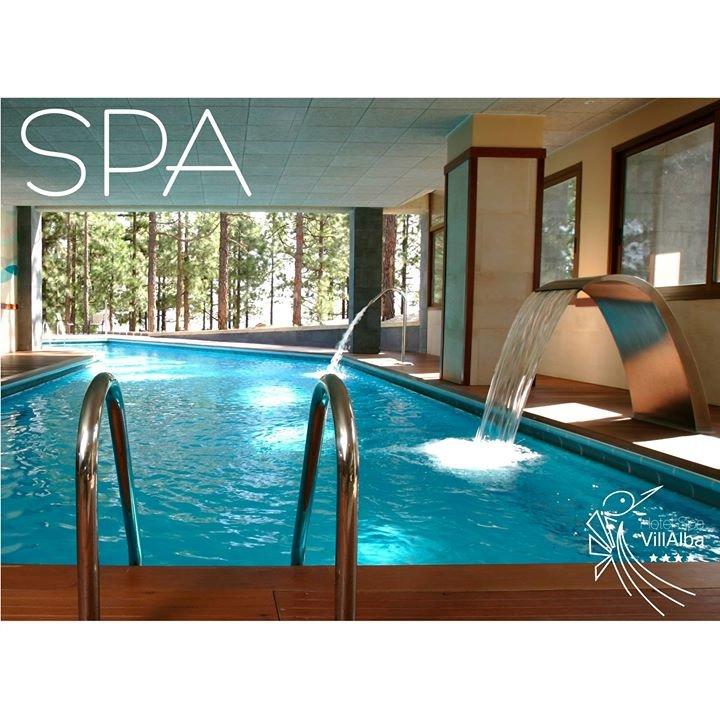 Hotel Spa Villalba cover