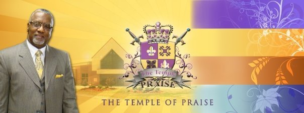 The Temple of Praise cover
