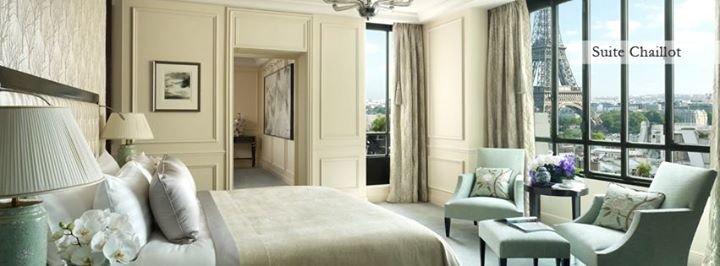 Shangri-La Hotel, Paris cover