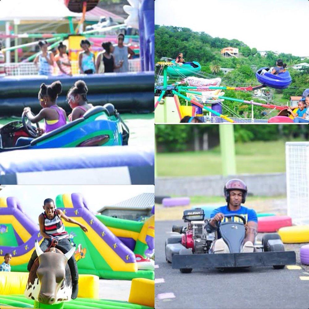 McDonald's Amusement Park & Cuisine (MAPC) cover
