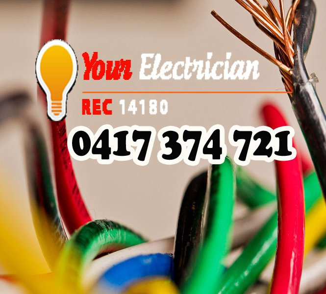 Your Electrician Melbourne cover