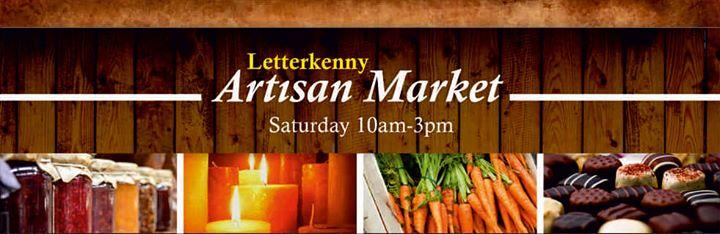 Letterkenny Artisan Market cover