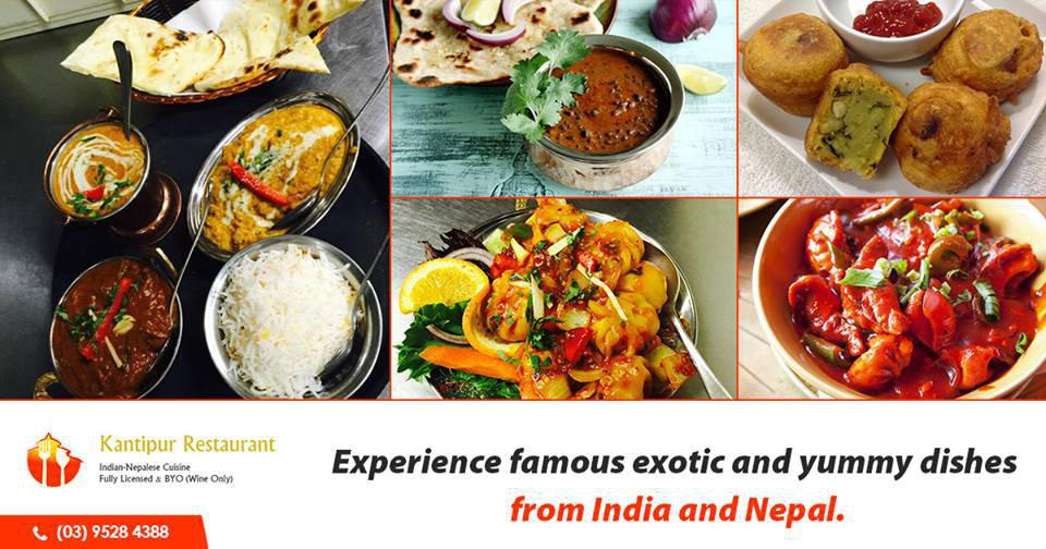 Kantipur Indian and Nepalese Restaurant cover