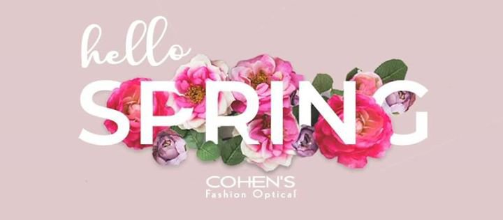 Cohen's Fashion Optical cover