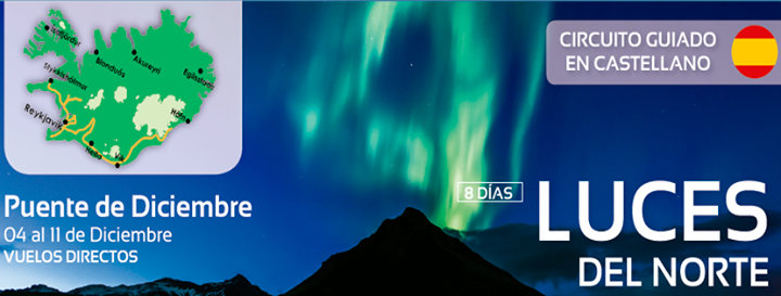 Islandia Tours cover