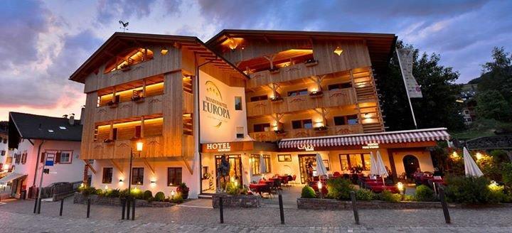 Vitalpina Wanderhotel Europa cover