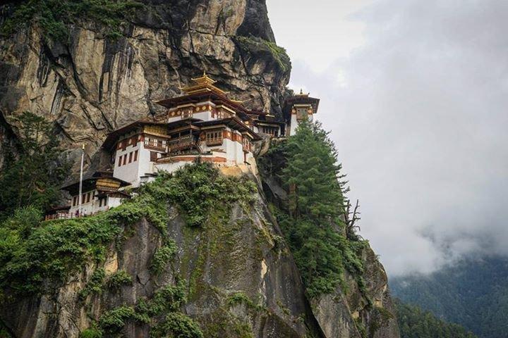 Bhutan Best Travel cover