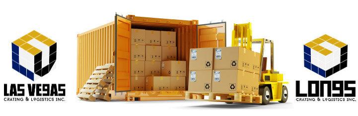 Las Vegas Crating Logistics Las Vegas Crating Logistics cover