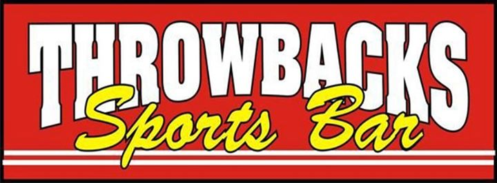 Throwbacks Sports Bar cover