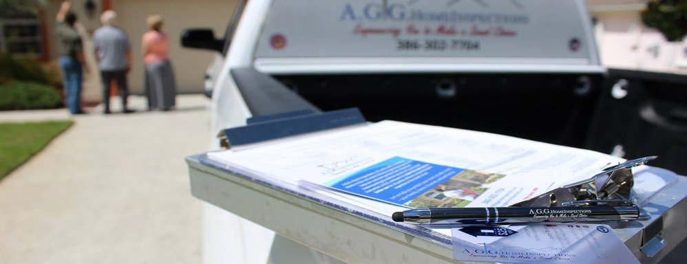 A.G.G. Home Inspections, LLC cover