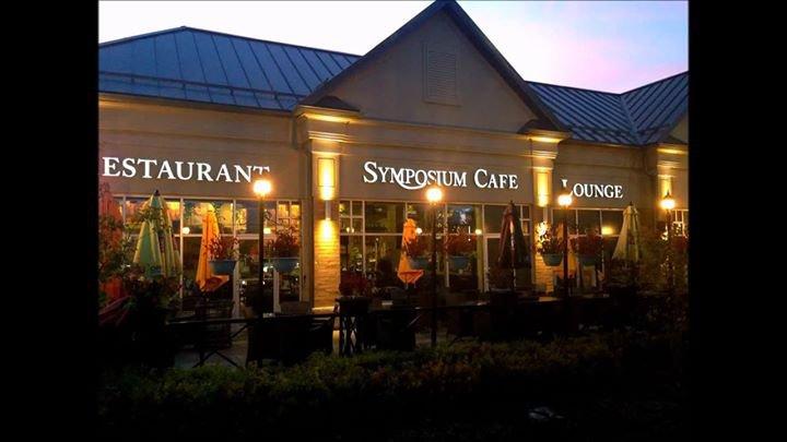 Symposium Restaurant & Lounge cover