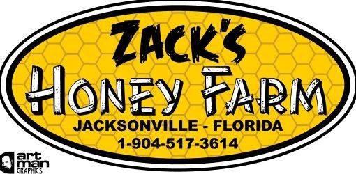 Zacks Honey Farm cover