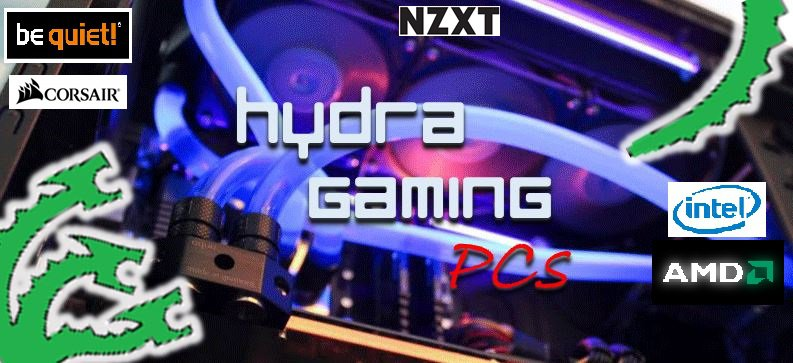 HydraGaming PCs cover