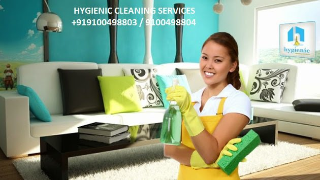 hygienic cleaning services cover