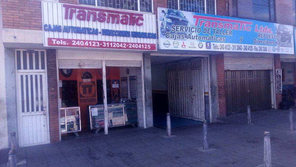 Transmatic Ltda Cajas Automaticas y Direcciones Hidraulicas cover