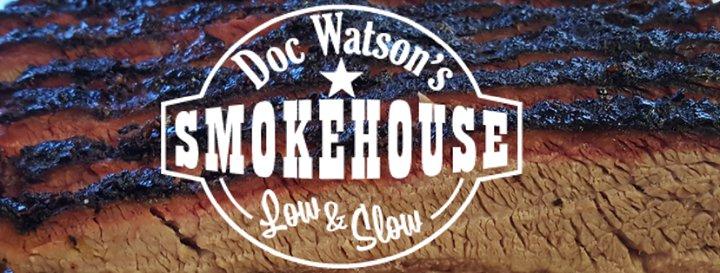 Doc Watson's Smokehouse cover