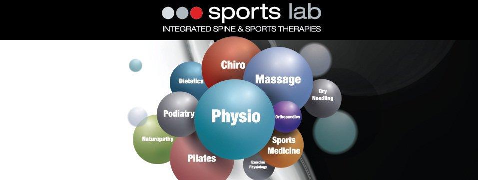 Sports Lab Alexandria cover