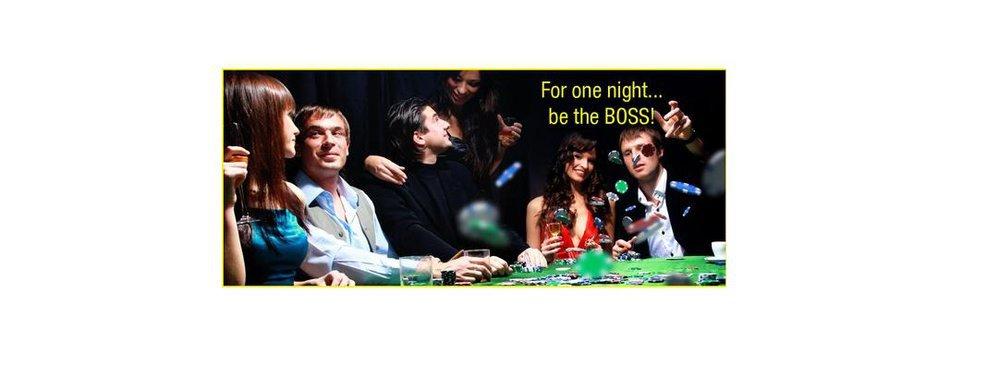 4 Suits Casino Party cover