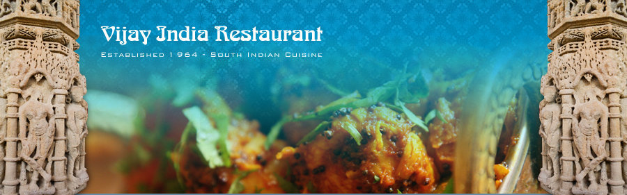 Vijay india Restaurant cover