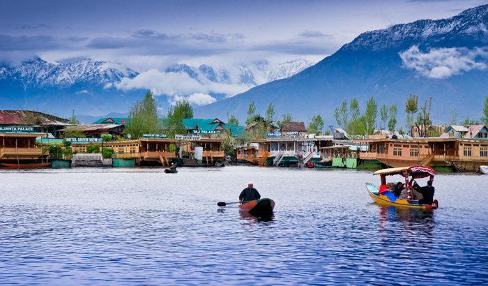 Green Kashmir Travels cover