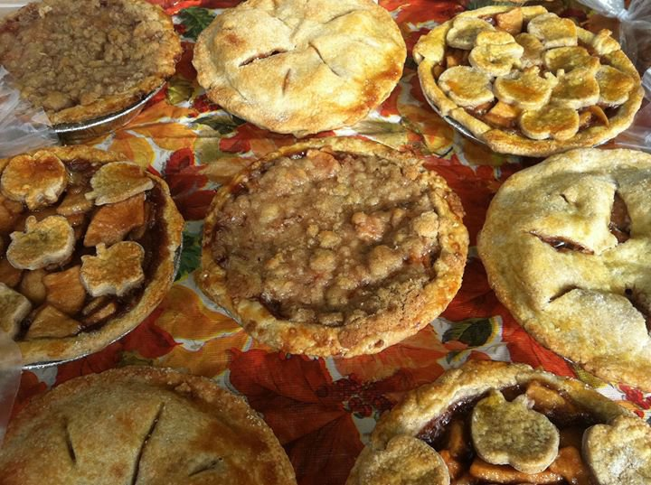Partial to Pie Bakery cover