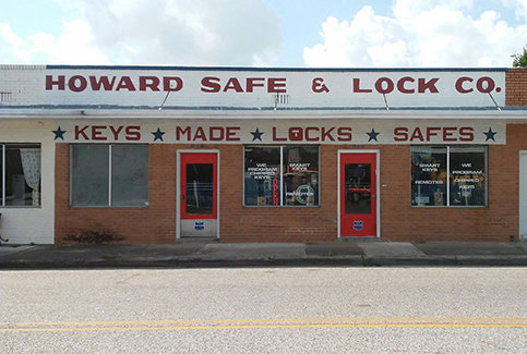 Howard Safe and Lock Co. cover