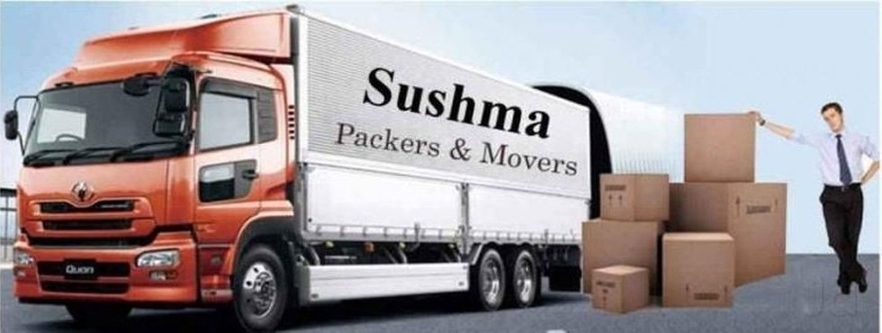 Sushma Packers & Movers  cover