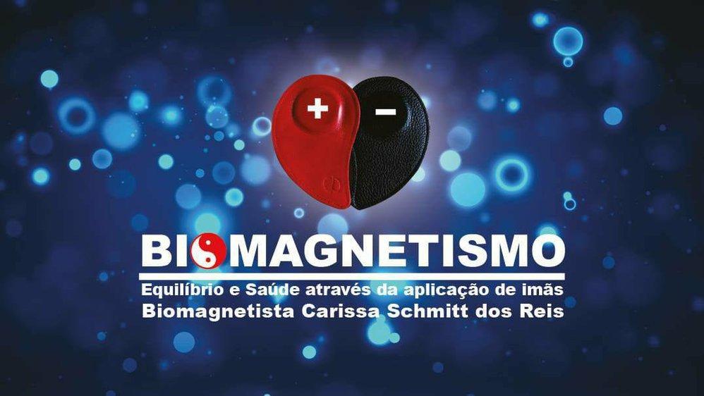 Biomagnetismo Carissa Schmitt cover