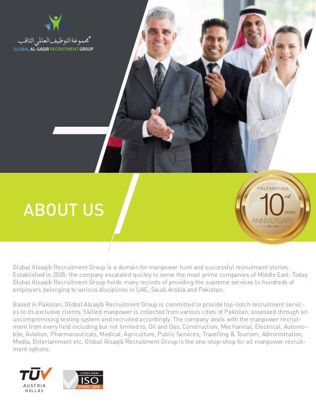 Global Alsaqib Manpower Recruitment Group cover