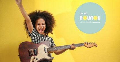 Be My Nounou cover