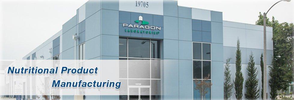 Paragon Laboratories cover