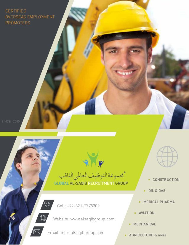 Global Alsaqib Recruitment Group cover