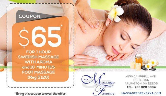Massage Forever cover