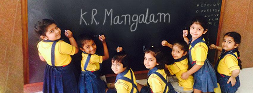 KR Mangalam World School, CBSE Schools in Greater Noida cover