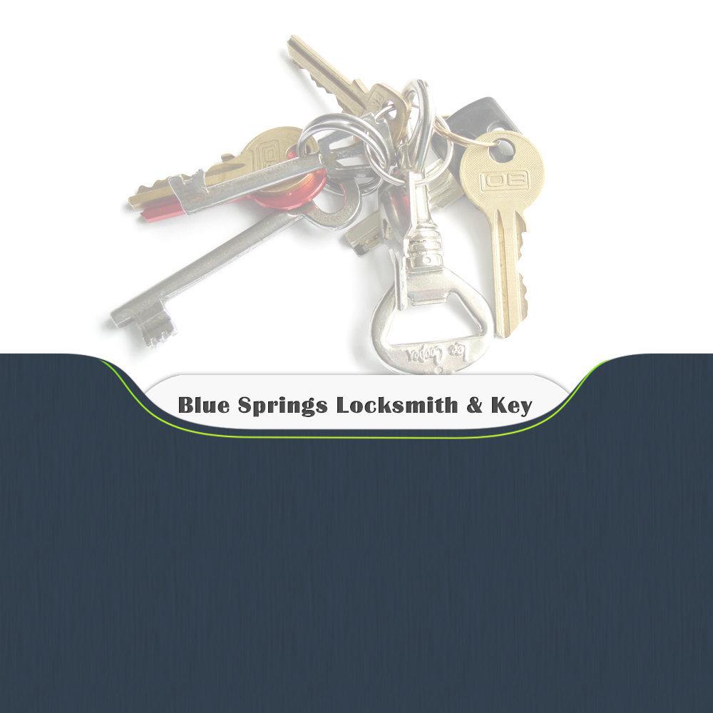 Blue Springs Locksmith & Key cover